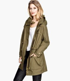 Spring Parka Coats - Coat Nj