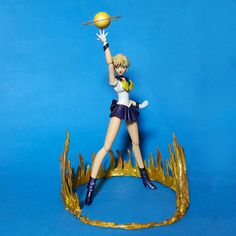 Sailor Uranus S.H. Figuarts - World Shaking! by zelu1984