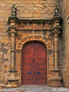 Iglesia de San Mateo.Cáceres (España)