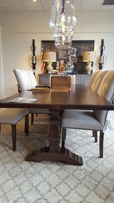 Absolutely Love My Bench Made Trestle Table By Bassett Furniture