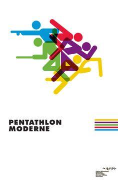 Modern Pentathlon Logo