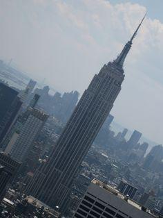 New York..New York..New York!