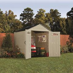 rubbermaid 7x7 shed instructions