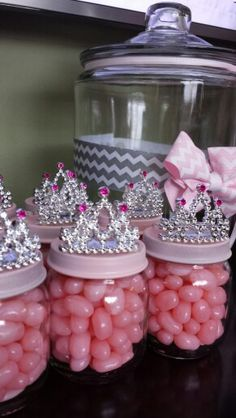 baby girl baby shower tiaras and tutus princess
