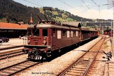 Trains, Swiss Railways, Paradis, Locomotive, Switzerland, Photos, Locs, Train, Cake Smash Pictures