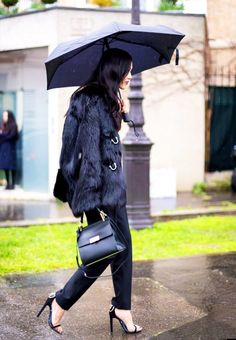 9+Ways+to+Make+an+All-Black+Outfit+Feel+Fresh+via+@WhoWhatWear