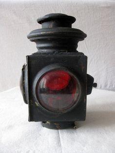 Model a side light vintage
