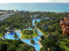 Riviera-Maya, Iberostar Paraiso Del Mar. . Wedding memories/ Spring Break memories...