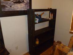 Desk/Book Shelf Loft Bed Riser 2 of 3