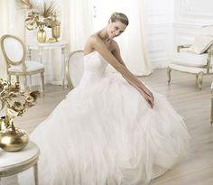 Pronovias kjoler hos Bride Fashion i København