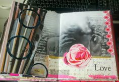 Kelly Kilmer Artist and Instructor: 30 March 2014 Journal Page