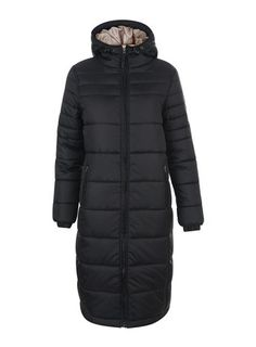 Bellfield Long line puffa jacket