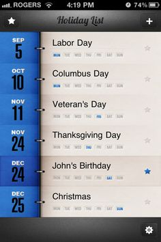 Love the Calendar style and it is on the left side of each event.