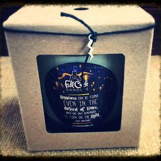 Harry Potter Soy Candle!! Soooo popular!! Butterbeer scent available!