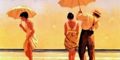 PROVOKING WOMEN AND MEN WITHOUT A FACE – Jack Vettriano, the miner who wanted to be a painter – Meeting Benches