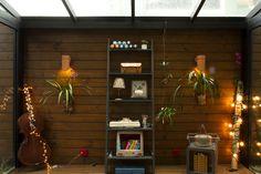Zans's Office SOLARIUM // #workplace #decor #wood #decoration #inspiration
