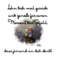 🎨 Lehn Dich mal zurück und #genieße für einen #Moment das #Gefühl , dass #jemand an #Dich #denkt . 😘 #sketch #sketchclub #painting #creative #liebe #emotionen #you and #me #spruch #sprüche #sprüche4you #künstler #kunst #momente #menschen wie #Du und #ich ☺️✌️#picoftheday #art #knochiart