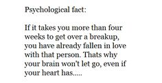 psychological fact