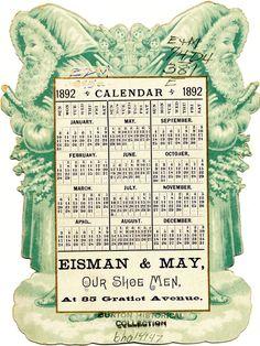 Advertising card for Eisman & May | DPL DAMS