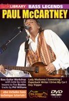 Bass Legends:  Paul McCartney