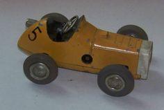 West German Schuco Wind-Up Micro Racer