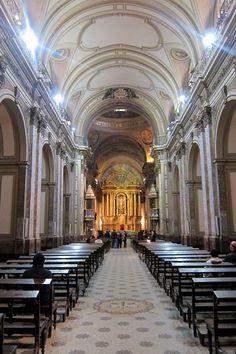 San Nicolás: Catedral Metropolitana de Buenos Aires, Argentina
