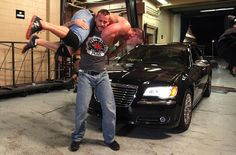 Check out our Chrysler 300 in 2012 Smack Down. Even John Cena looks impressed!