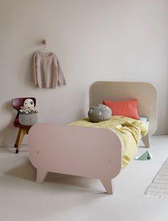 ¿Qué tal ésta propuesta minimalista para el cuarto de tu bebé?