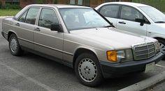 Mercedes-Benz W201 190e/190d