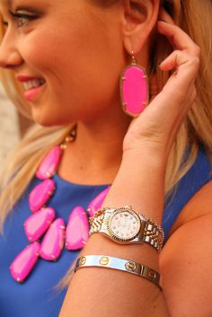 Kendra Scott Statement Necklace