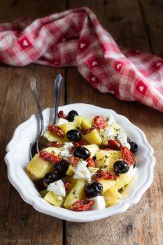 Raw Food Recipes, Italian Recipes, Vegetarian Recipes, Healthy Recipes, Cold Dishes, Most Delicious Recipe, Eat Smart, I Love Food, Healthy Cooking
