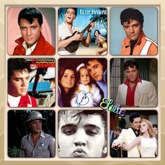 Mom - you were crazy about Elvis!