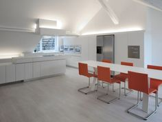 The Kempart Loft – a 1970s home with a futuristic interior