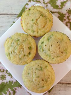 The Best Jalapeno and Honey Cornbread Muffins - A light, fluffy, moist cornbread muffin made with local honey and fresh jalapenos. A super easy recipe to make! Say goodbye to the box stuff, because you will never go back.