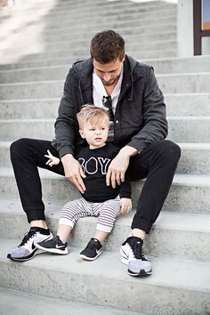 Like Father Like Son | Hello His
