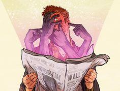 Креативные иллюстрации Рафаэля Альвареса