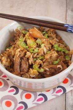 Khao Pad Kaï, riz sauté thaïlandais trop facile   Paris dans ma cuisine   Bloglovin'