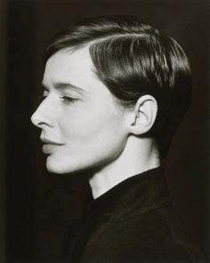 Herb Ritts - Isabella Rossellini