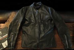 Iron Crow Rockin Vintage - A Knock out! On Sale this labor day weekend only with Free shipping anywhere! Vintage 60's Reed Leather Cafe' Racer size 40 will fit a 42 snug, $357.00 (http://www.ironcrowvintage.com/products/a-knock-out-on-sale-this-labor-day-weekend-only-with-free-shipping-anywhere-vintage-60s-reed-leather-cafe-racer-size-40-will-fit-a-42-snug.html)