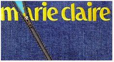 Zoe Saldana es la portada de la revista Marie Claire americana | Agosto 2014
