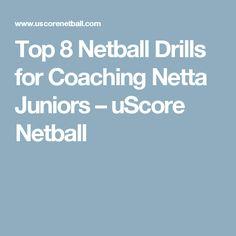 Top 8 Netball Drills for Coaching Netta Juniors - uScore Netball Netball Coach, Sports Activities, Kids Sports, Drills, Coaching, Training, Top, Lovers, School