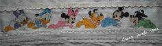 Lenzuolino Baby Disney