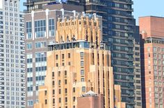 Beekman Tower Hotel, focus on the top floor restaurant, a former hangout for former Rat Pack member, Frank Sinatra!