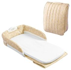 $47.93-$49.99 Baby The Snuggle Nest is a portable infant bed designed to offer a greater feeling of security for infants and parents while co-sleeping. Sturdy, protective walls surround baby with extra closeness and form a barrier to discourage adult pillows and bedding from interfering with baby's sleep. A firm sleeping surface with the new Comfort Mesh Liner provides additional benefits for a  ...