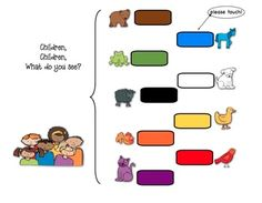 Thinking about Brown Bear: Smart Charts for the SMART Board