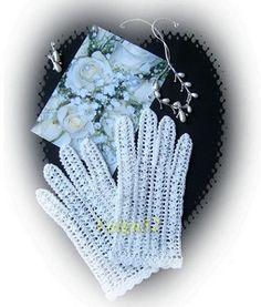 МК вязание перчаток