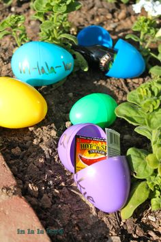 What To Put In Adult Easter Egg Hunt Happy Easter Pinterest