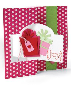 This Gifts Triplits Die Set by Sizzix is perfect! #zulilyfinds