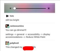 iPhone reduce brightness, even dimmer life hacks Simple Life Hacks, Useful Life Hacks, 1000 Life Hacks, Amazing Life Hacks, Weird Facts, Fun Facts, Crazy Facts, Trick 17, Iphone Hacks