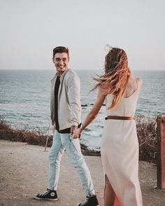 Bague de mariage : Where you go I will go and where you stay I will stay Ruth Gabriel Co Love Couple, Best Couple, Couple Goals, This Is Love, Love Is Sweet, Jess And Gabe, Gabriel Conte, Jess Conte, Hipster